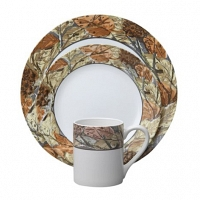 Набор посуды Corelle Woodland Leaves 16пр.