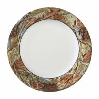 Тарелка закусочная Corelle Woodland Leaves 22см