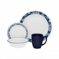 Набор посуды Corelle True Blue 16пр.