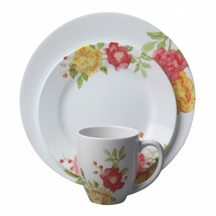 Набор посуды Corelle Emma Jane 16пр. 1114336