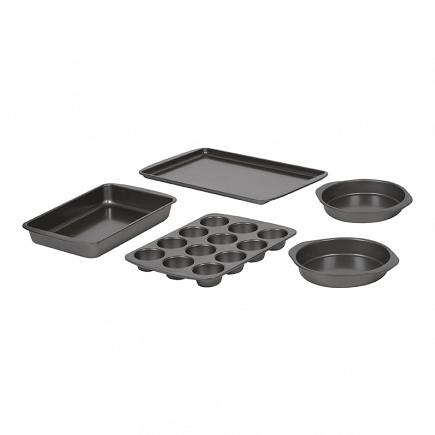 Набор форм для выпечки Bakers Secret Essentials 5пр. 1114431