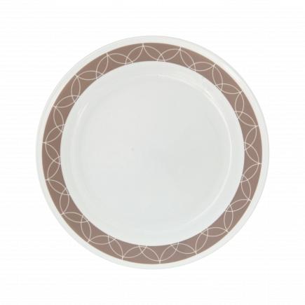 Тарелка закусочная Corelle Sand Sketch 22см 1119349