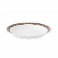 Тарелка суповая с бортом Corelle Sand Sketch 442мл