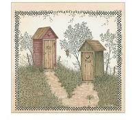 Шторка Avanti Outhouses