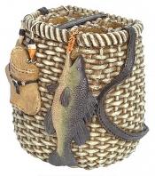 Стакан для зубных щеток Avanti Rather Be Fishing