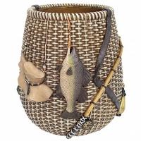 Корзина для мусора Avanti Rather Be Fishing