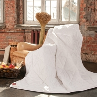 Одеяло легкое German Grass Linen Wash Grass 150х200см