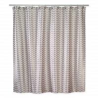 Шторка Avanti Shower Curtains Chevron 183х183см