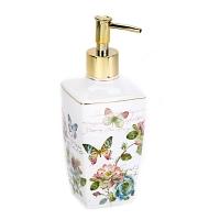 Дозатор для жидкого мыла Avanti Butterfly Garden