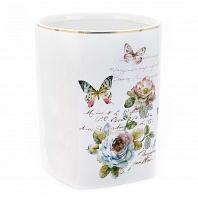Корзина для мусора Avanti Butterfly Garden