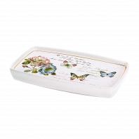 Подставка для предметов Avanti Butterfly Garden