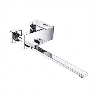 Смеситель для ванны WasserKRAFT Alme с длинным изливом 1502L