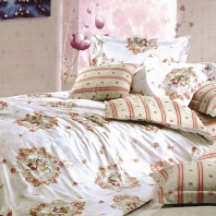 Атриум КПБ сатин 1.6 Sofi de Marko Bedding Sets 1.6 Сатин