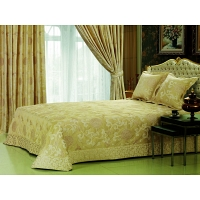 Комплект с покрывалом 3 пр. Asabella Curtains and Bedspreads 270x270
