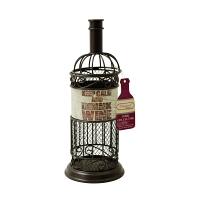 Декоративная емкость для винных пробок/мелочей Boston Warehouse Kitchen Calm Newspaper