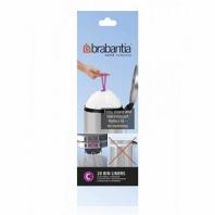 Пакет пластиковый Brabantia Bin Liners 10/12л 20шт