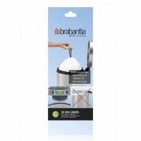 Пакет пластиковый Brabantia Bin Liners 23/30л 20шт