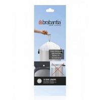 Пакет пластиковый Brabantia Bin Liners 40/50л 10шт