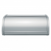 Хлебница Brabantia Bread Bin Metallic Grey
