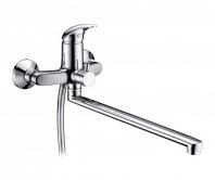 Смеситель для ванны WasserKRAFT Isen с длинным изливом