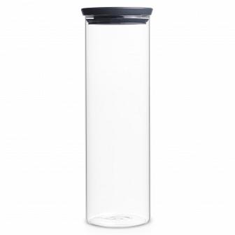 Модульная стеклянная банка Brabantia Canister 1,9л 298240
