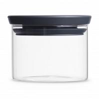 Модульная стеклянная банка Brabantia Canister 0,3л