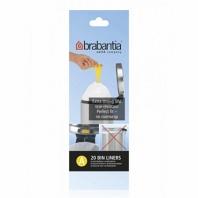Пакет пластиковый Brabantia Bin Liners 3л 20шт