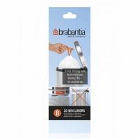 Пакет пластиковый Brabantia Bin Liners 5л 20шт
