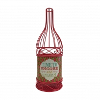 Декоративная емкость для винных пробок/мелочей Boston Warehouse Kitchen Time To Uncork