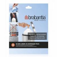 Пакет пластиковый Brabantia Bin Liners 5л 60шт
