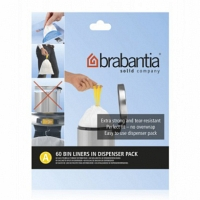 Пакет пластиковый Brabantia Bin Liners 3л 60шт