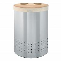 Бак для белья двойной Brabantia Laundry Bin 40л
