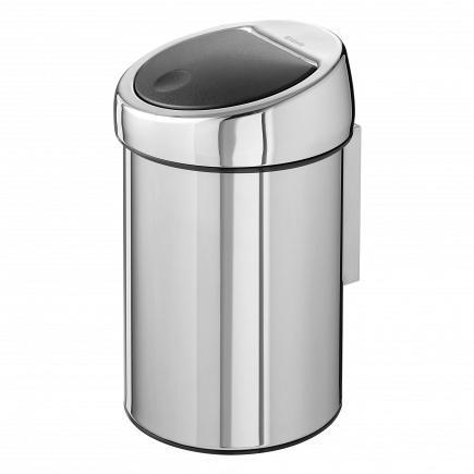 Ведро для мусора Brabantia Touch Bin 3л 363962