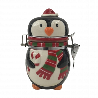 Банка для сыпучих продуктов Boston Warehouse Kitchen Penguin 36418