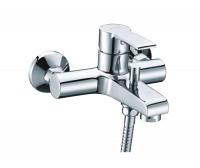 Смеситель для ванны WasserKRAFT Ammer с коротким изливом