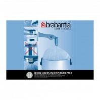Пакет пластиковый Brabantia Bin Liners 40/50л 30шт