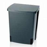 Ведро для мусора квадратн.  встраиваемое Brabantia Built-In Bin 10л