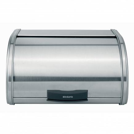 Хлебница Brabantia Touch Bin Medium Matt Steel 397042