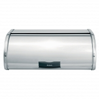 Хлебница Brabantia Touch Bin Brilliant Steel