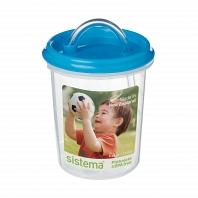 Детская чашка с трубочкой Sistema Hydrate 250мл