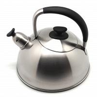 Чайник со свистком матовый 2л Silampos Kettles Oxford Satin