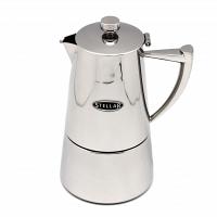 Кофеварка эспрессо Silampos Art Deco на 6 чаш.