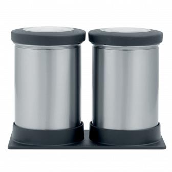 Набор контейнеров для сыпучих продуктов 2пр. Brabantia Canister 0,5л 415623