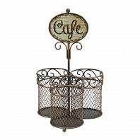 Органайзер для столовых приборов Boston Warehouse Kitchen Café