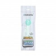 Пакет пластиковый биоразлагаемый Brabantia Bin Liners 10л (10шт)