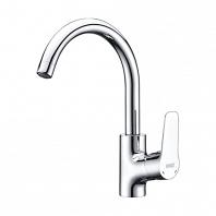 Смеситель для кухни WasserKRAFT Lippe с поворотным изливом