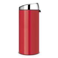 Мусорный бак TOUCH BIN Brabantia Passion Red 30 литров