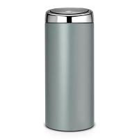 Мусорный бак TOUCH BIN Brabantia Metallic Mint 30 литров
