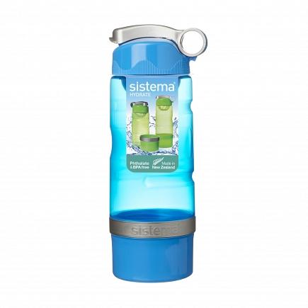Спортивная питьевая бутылка Sistema Hydrate 615мл 535