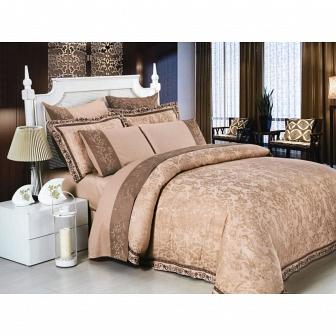 Комплект постельного белья Asabella Bedding Sets Евро 617-4
